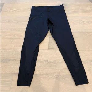 2XU Compression Leggings Black Small